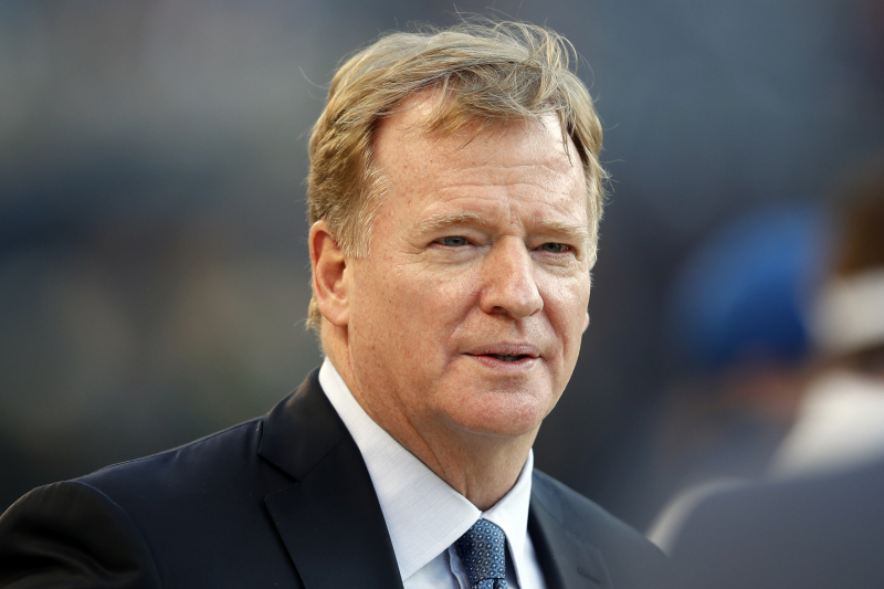 Roger Goodell Says NFL, NFLPA Have Had 'Fruitful Discussions' of 17-Game Season