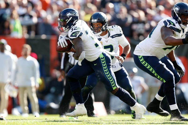 NFL MVP Odds: Russell Wilson New Favorite, Watson and McCaffrey Rising