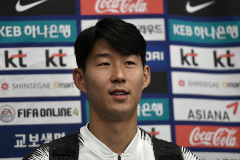 Heung-Min Son: 'Huge Achievement' to Escape North Korea Match Without Injury