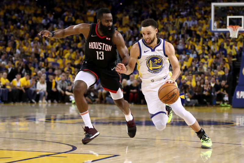 James Harden, Steph Curry and Biggest NBA Contracts Ever amid Bradley Beal Buzz
