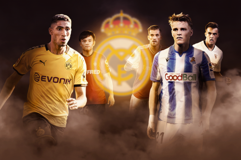 Odegaard, Achraf and the Real Madrid Loan Army That Could Save Them a Fortune
