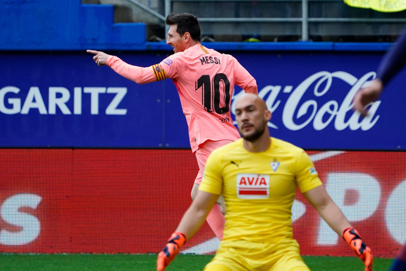 Eibar vs. Barcelona: Odds, Live Stream, TV Schedule and Preview