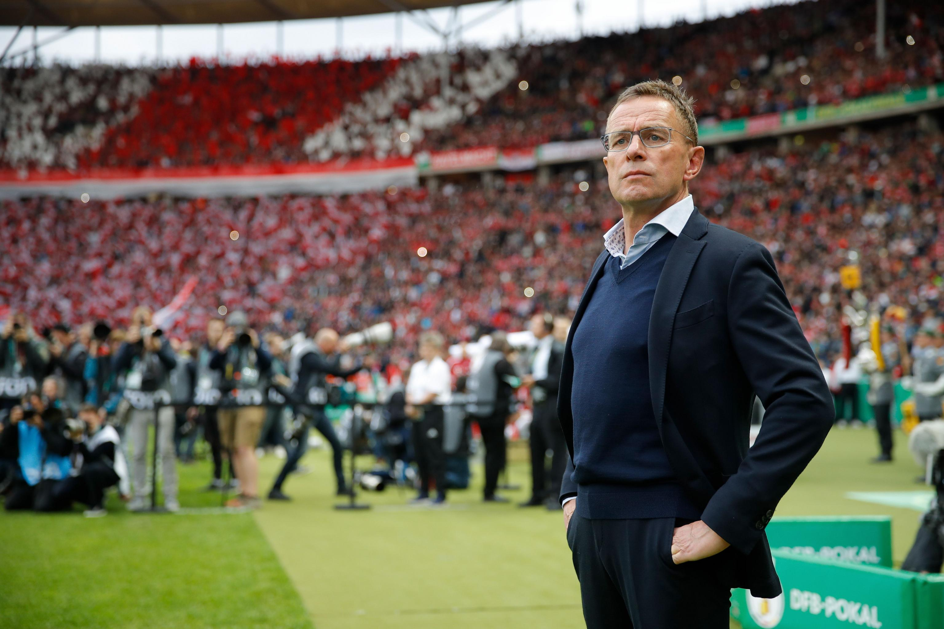 Ralf Rangnick Happy At Rb Leipzig Amid Manchester United Director Rumours Bleacher Report Latest News Videos And Highlights