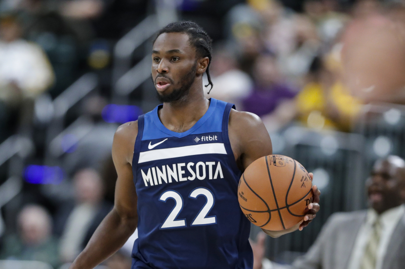 Andrew Wiggins Slams ESPN's Top 100 Rankings: 'Not 100 Players Better Than Me'