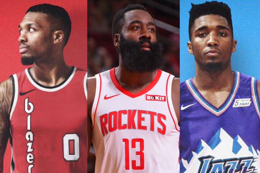 The Freshest New Looks Hitting the NBA for the 2019-20 Season