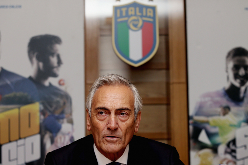 Italian FA Chief Calls for VAR-Style System to Identify Racist Football Fans