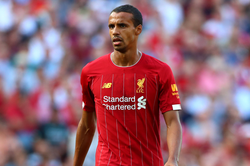 Liverpool Defender Joel Matip Says He's Fit to Face Manchester United