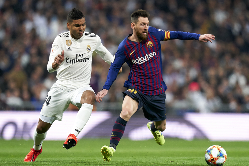 Barcelona vs. Real Madrid El Clasico Match Postponed Due to Catalan Protests