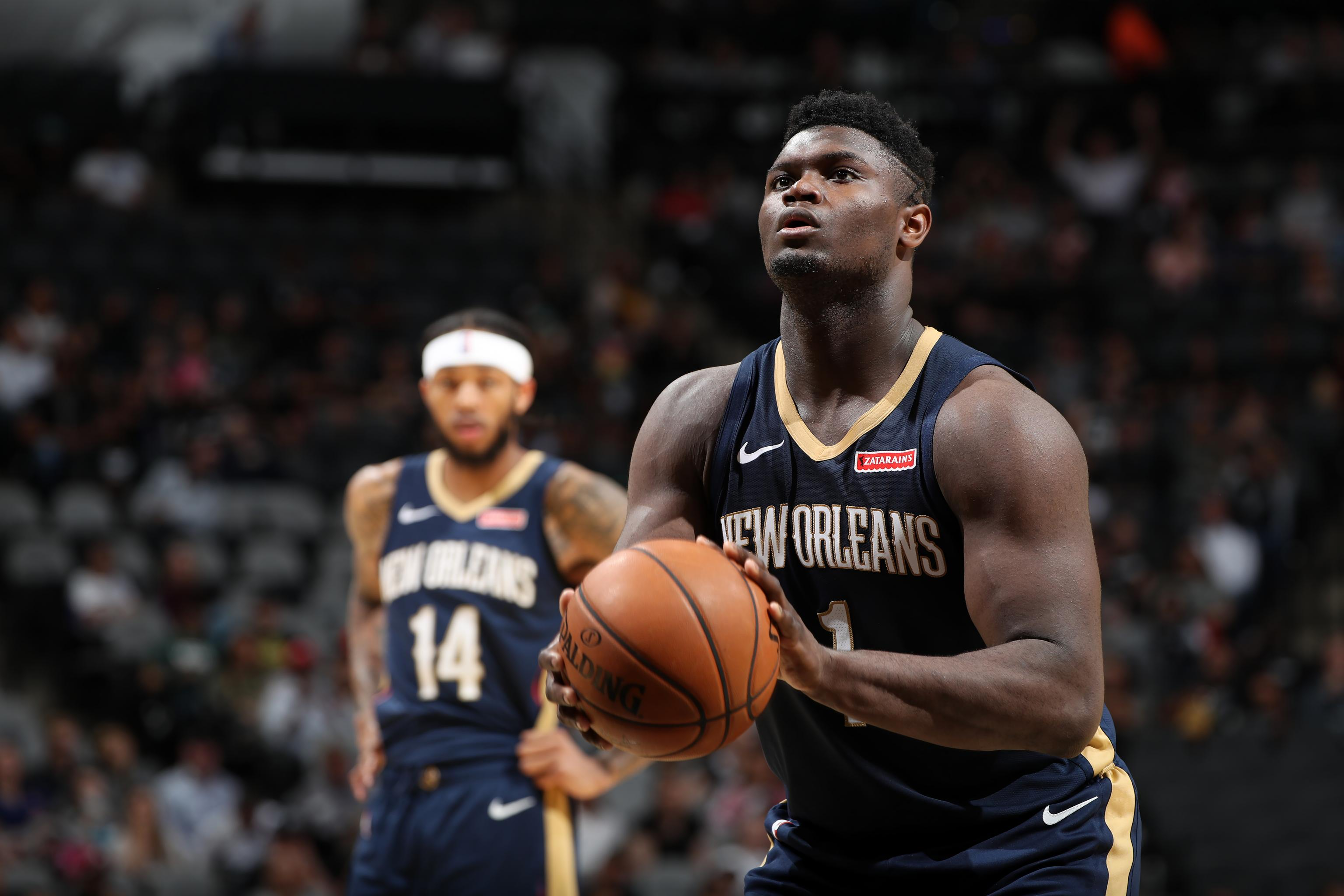Report Pelicans Zion Williamson To Miss Period Of Weeks With Knee Injury Bleacher Report Latest News Videos And Highlights