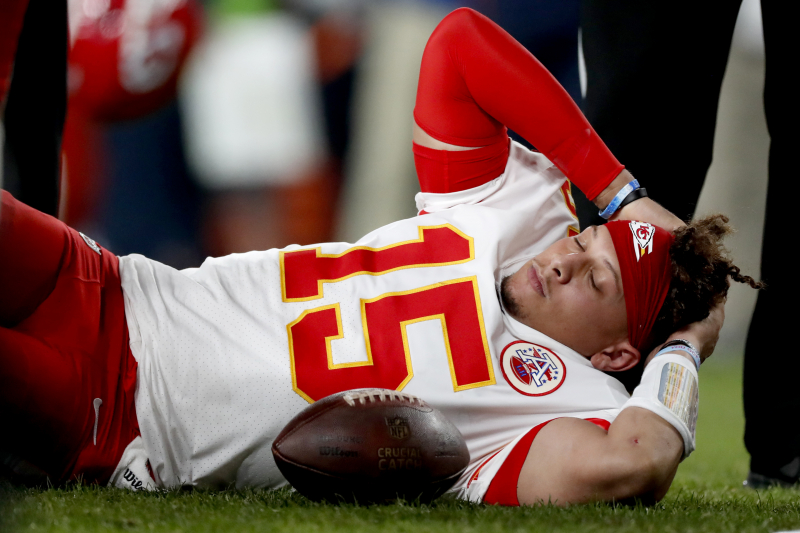 Matt Moore's Fantasy Outlook for Chiefs After Patrick Mahomes' Knee Injury