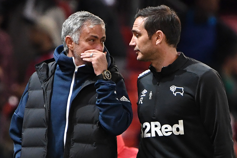 Chelsea's Frank Lampard in Contact with Jose Mourinho, Talks Criticism as Pundit