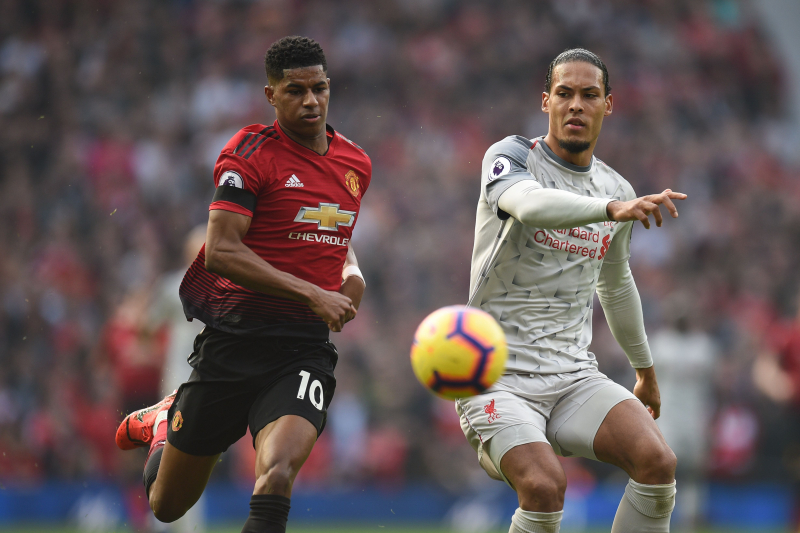 Manchester United vs. Liverpool: Odds, Live Stream, TV Schedule and Preview