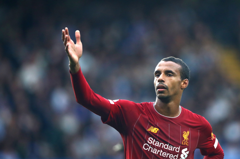 Joel Matip Signs New Liverpool Contract Until 2024