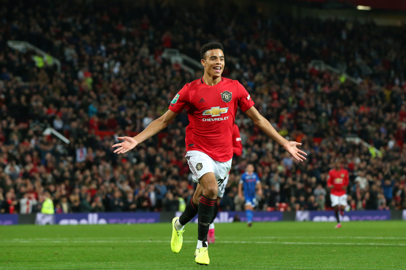 Mason Greenwood Signs New Manchester United Contract Until 2023