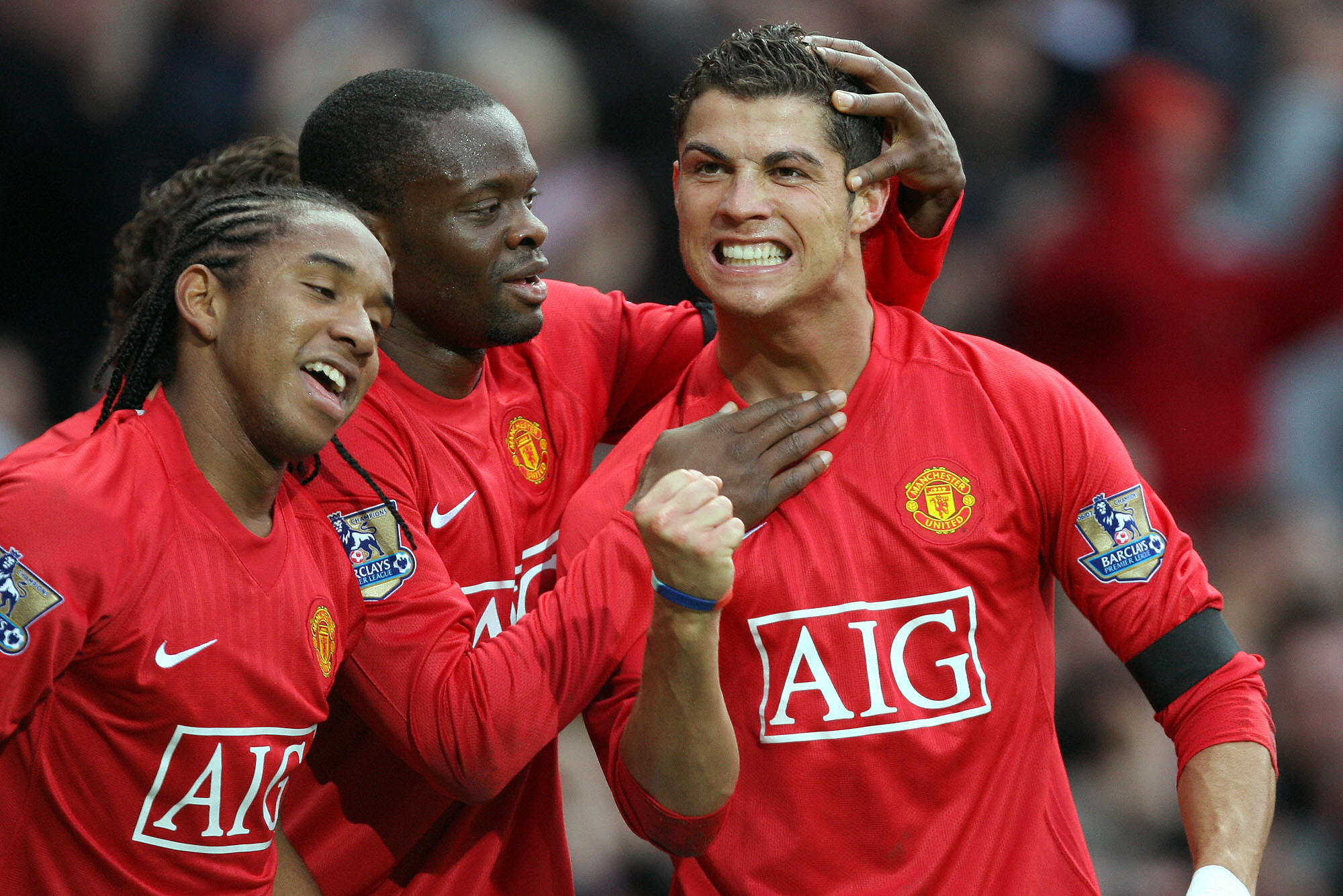 Louis Saha Says Cristiano Ronaldo Man United Return Would Be More Than A Dream Bleacher Report Latest News Videos And Highlights
