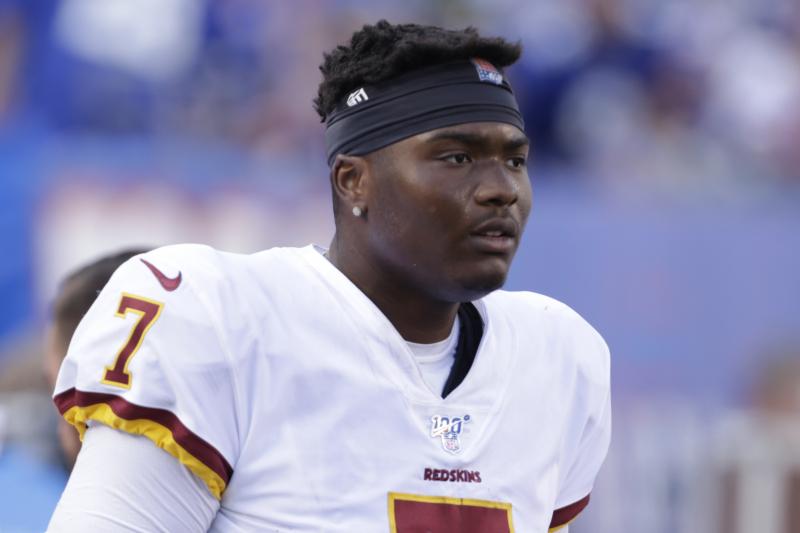 Redskins' Dwayne Haskins: 'I Pride Myself on Reading Defenses' Amid Criticism