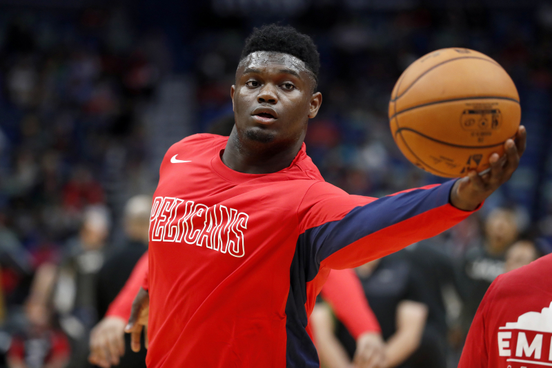 NBA Rumors: Buzz on Zion Williamson, Blake Griffin Trade, Warriors Roster Moves