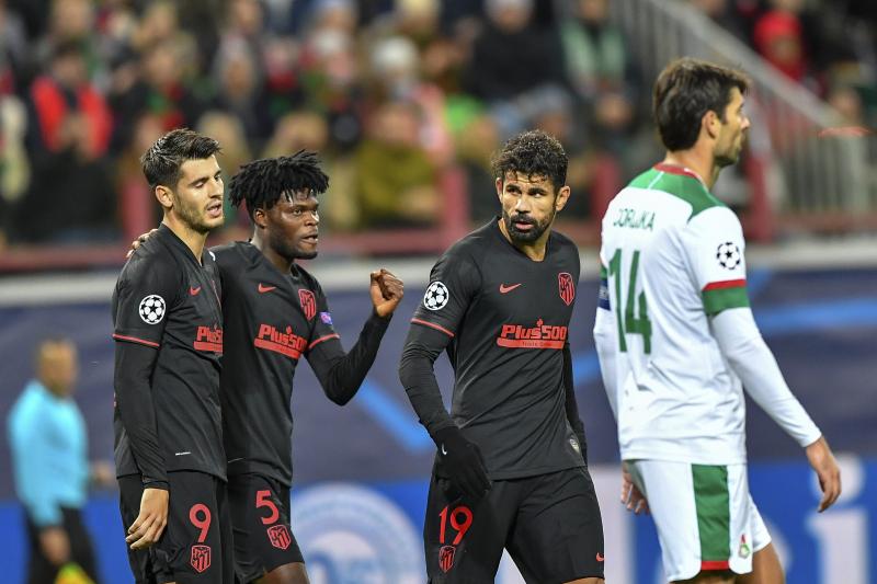 Diego Simeone Backs Diego Costa, Alvaro Morata Despite Slow Atletico Madrid Form