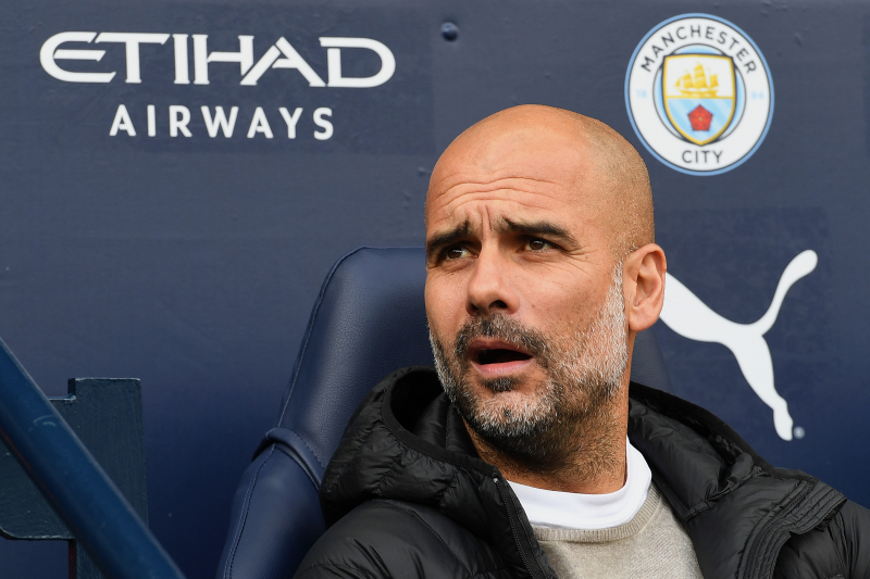 Pep Guardiola Jokes Man City Players Will Use Fridge to Recover over Busy Period