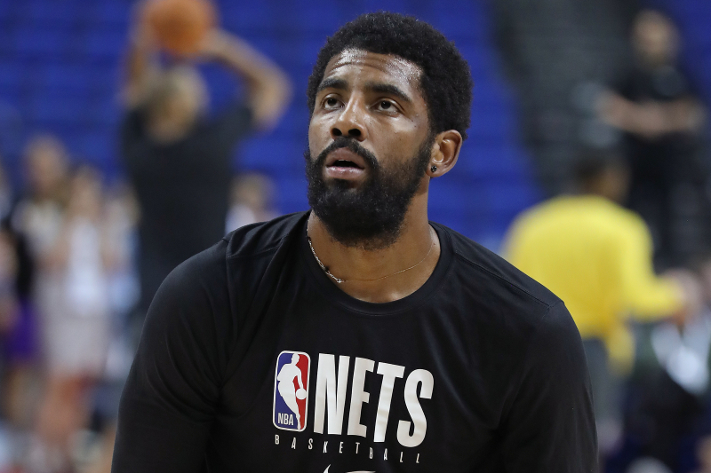 Kyrie Irving Talks Social Activism After Hong Kong Protestors Attend Nets Game