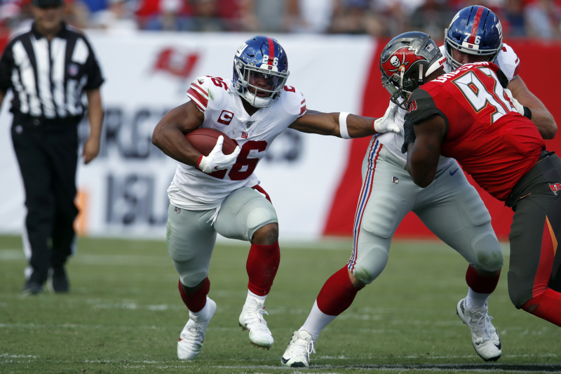 NFL Predictions Week 7: Full Projections, Odds, Highlighting Top Fantasy Stars