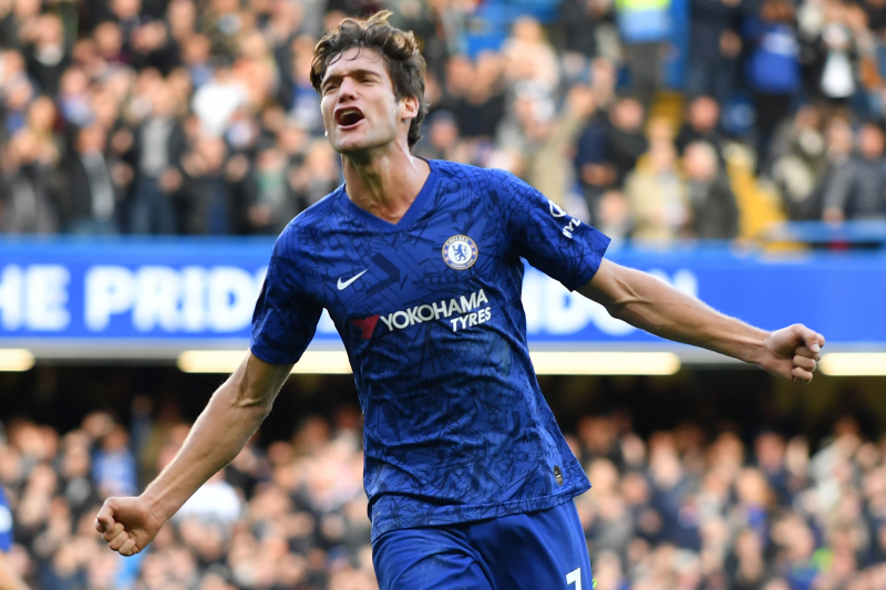 Marcos Alonso's Goal Leads Chelsea to Win vs. Newcastle in EPL