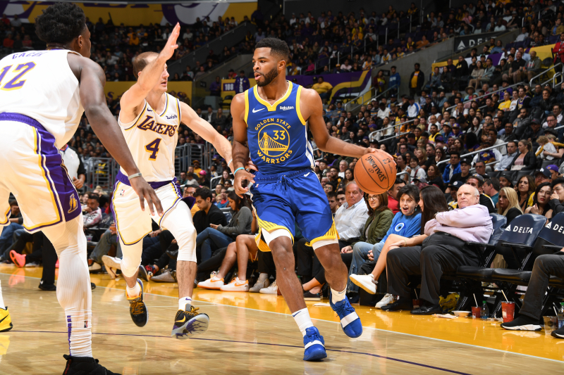 Warriors Waive Andrew Harrison, Scottie Pippen's Nephew Kavion