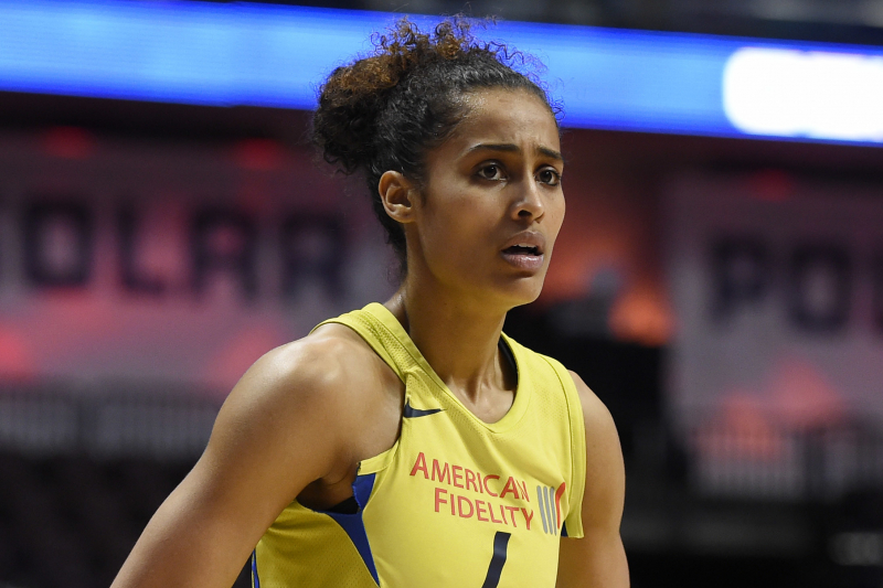 Skylar Diggins-Smith Says She Played Entire 2018 WNBA Season While Pregnant