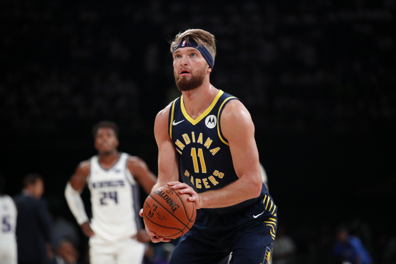 Pacers' Domantas Sabonis Says 'We'll See What Happens' Amid Trade Rumors
