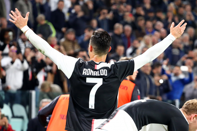 Cristiano Ronaldo Scores as Juventus Beat Bologna; Increase Serie A Lead