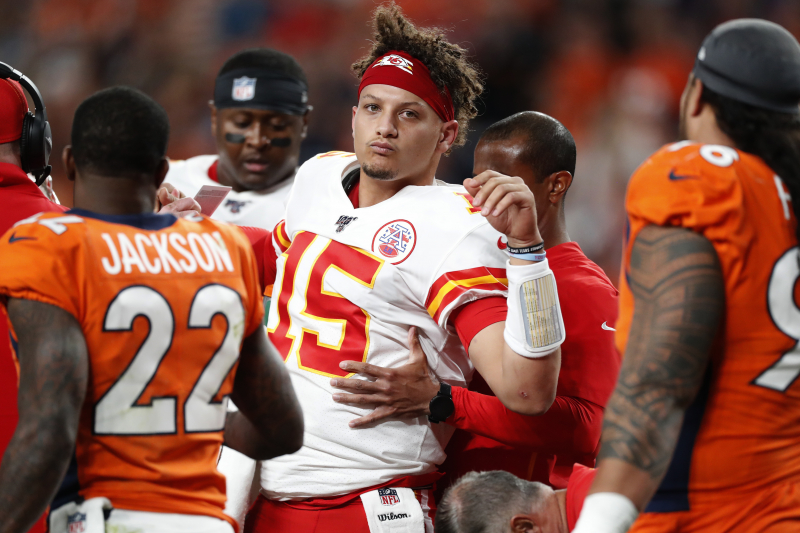 Patrick Mahomes Rumors: Latest on Return from Injury; Surgery Wasn't Discussed