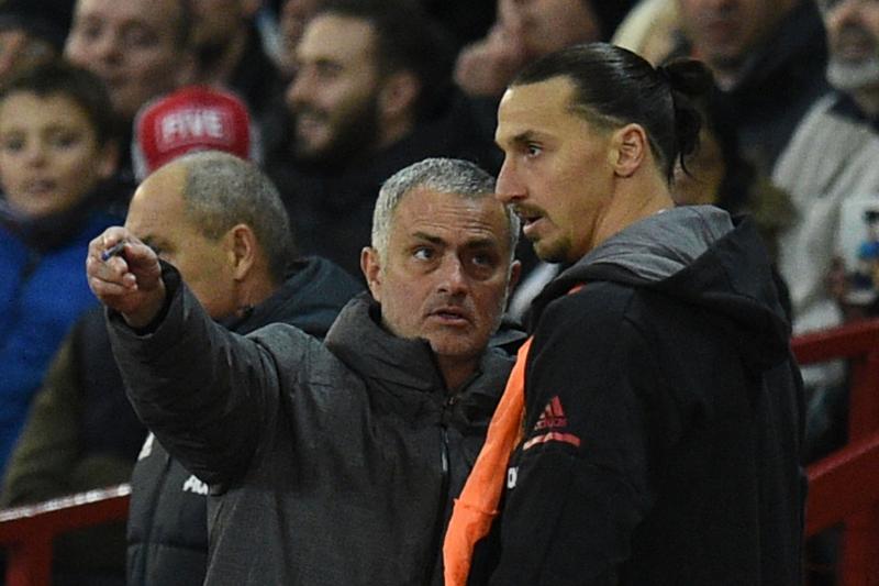 Zlatan Ibrahimovic Talks 'Special One' Jose Mourinho, Says Pep Guardiola 'Hid'