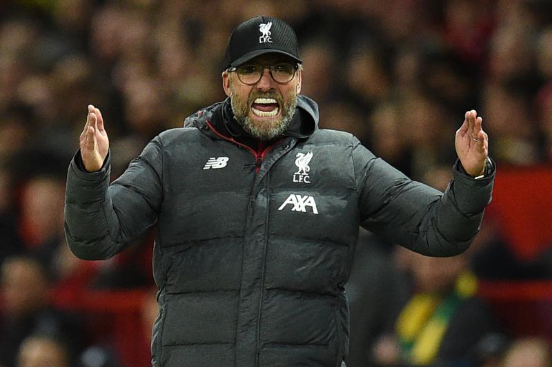 Jurgen Klopp Criticises VAR After Liverpool Draw at Manchester United