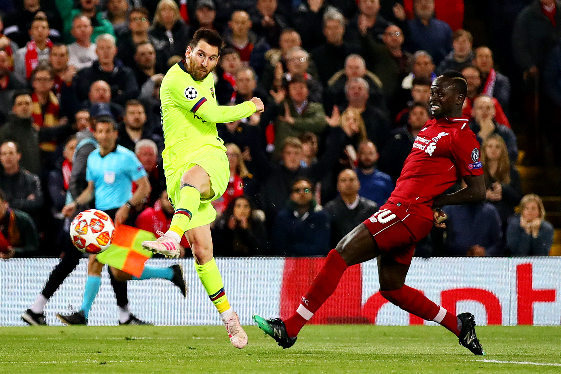 Barcelona to pay £108m for Sadio Mane to replace Messi | PEAKVIBEZ