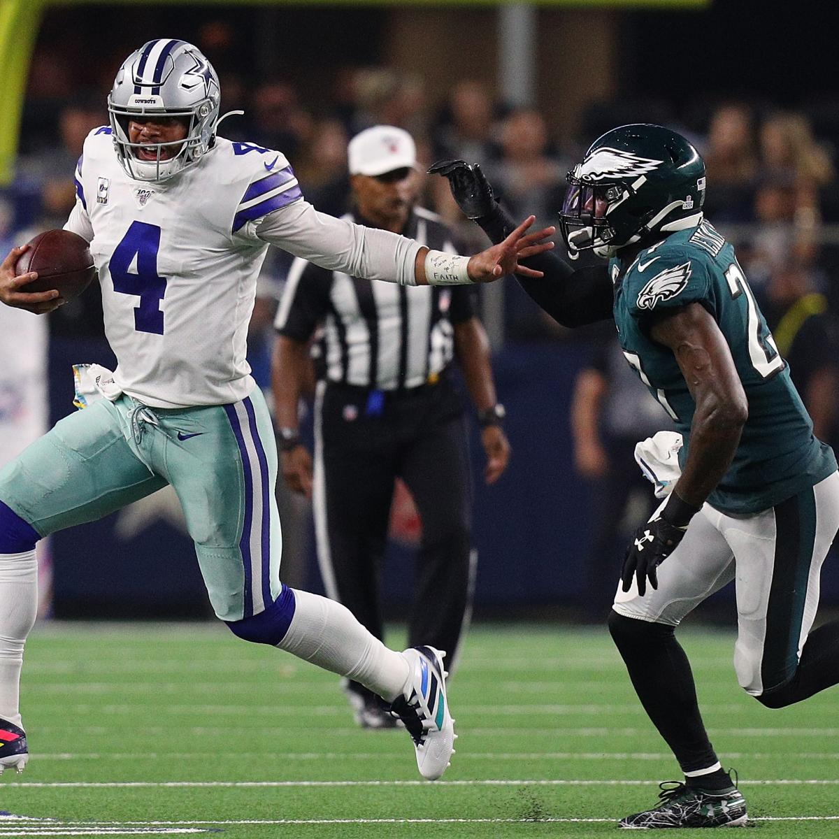 Cowboys May Have Reset NFC Playoff Race with Beatdown of Eagles