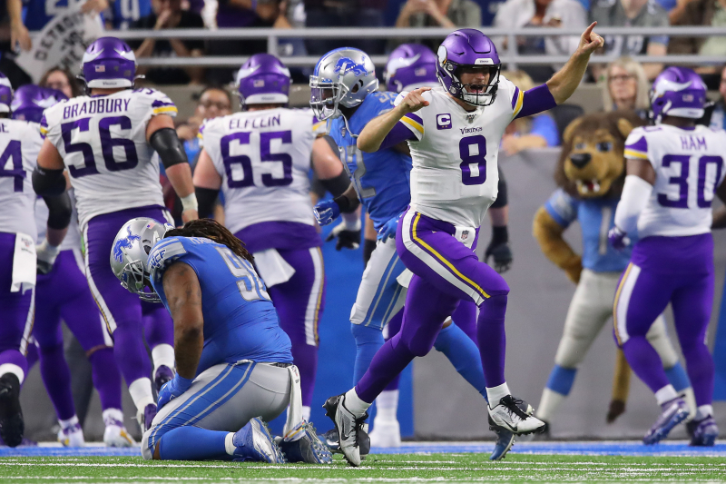 NFL Week 8 Predictions: Early Projections for Vegas' Odds, Lines and Spreads