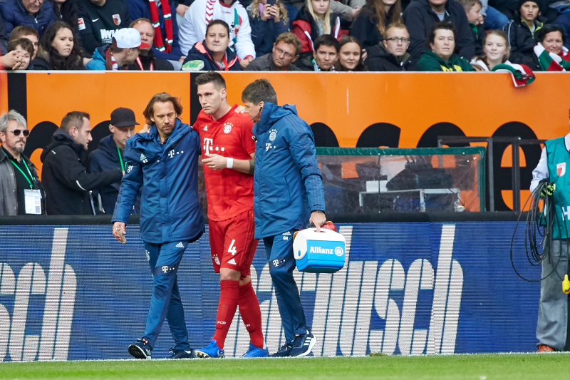 Niklas Sule out for Bayern Munich's Season and Euro 2020 with Knee Injury
