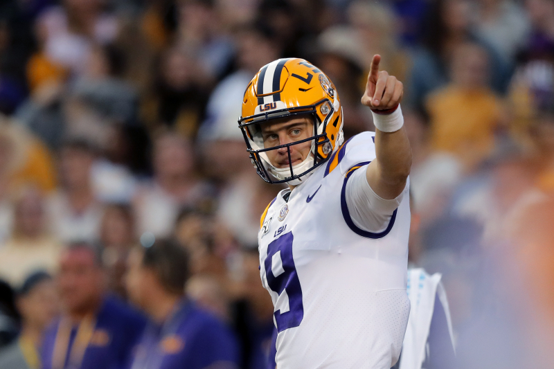 NCAA Football Rankings 2019: Early Predictions for College Polls After Week 9