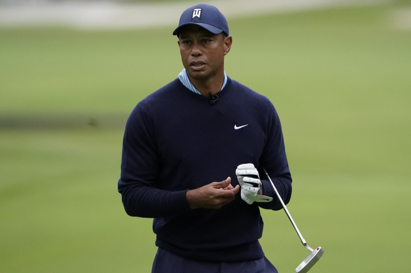 Tiger Woods Says He Put off Recent Knee Surgery, Recovery Is Ahead of Schedule