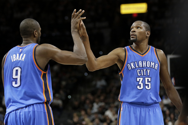 Kevin Durant on Curry vs. Westbrook, Picking Nets, More in 'How Hungry Are You?'