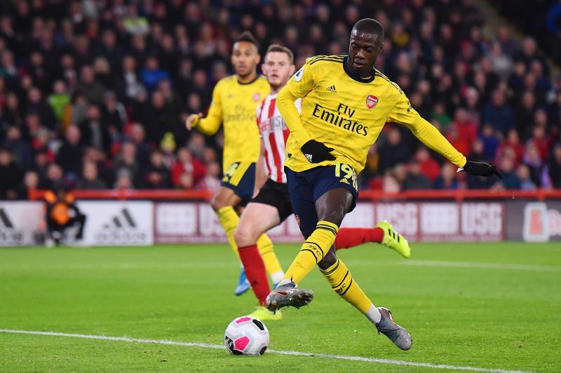 Unai Emery: Nicolas Pepe Miss 'Was the Key' in Arsenal Loss to Sheffield United