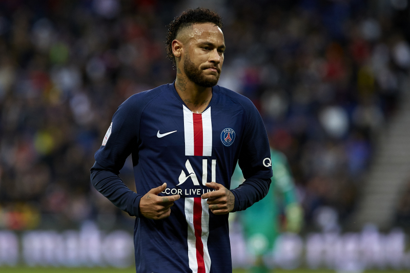 Neymar Says He Is 'Happy' and Will 'Give 100 Percent' for PSG