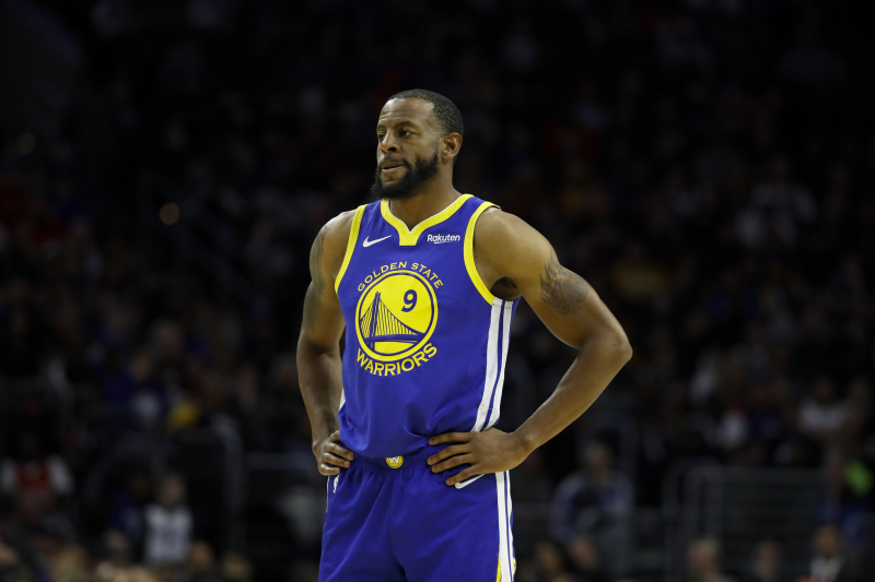 NBA Trade Rumors: Latest Buzz on Andre Iguodala, Dion Waiters and More