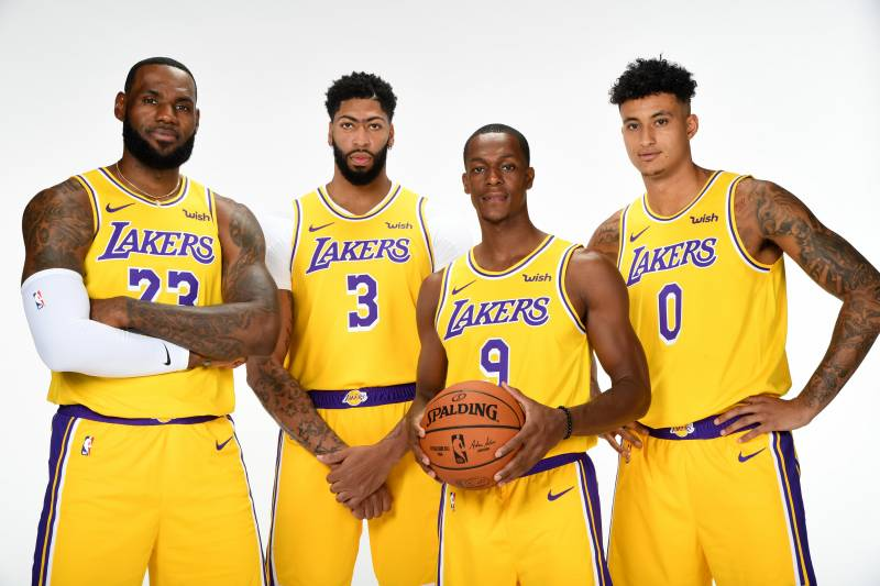 Lebron James Lakers Drawing Most Bets Of Any Team To Win