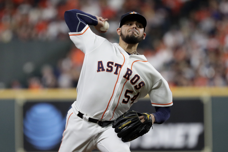 Report: Multiple Astros Officials Were 'Appalled' by 2018 Roberto Osuna Trade