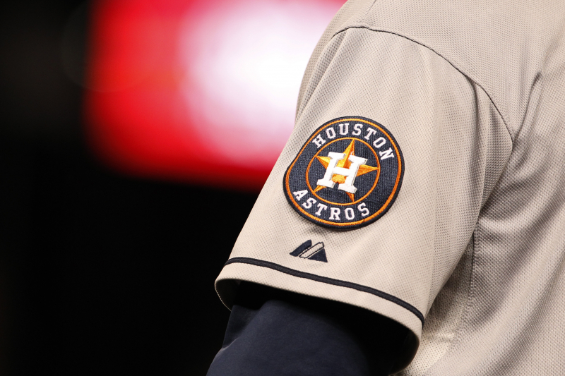 Astros' Brandon Taubman Issues Statement on Rant Directed at Female Reporters
