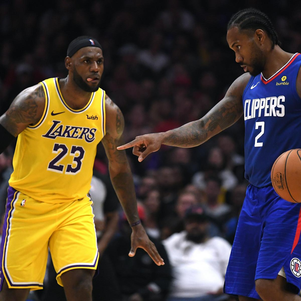 Kawhi, Clippers Are Built to Thrive Without Paul George—And Dominate with Him