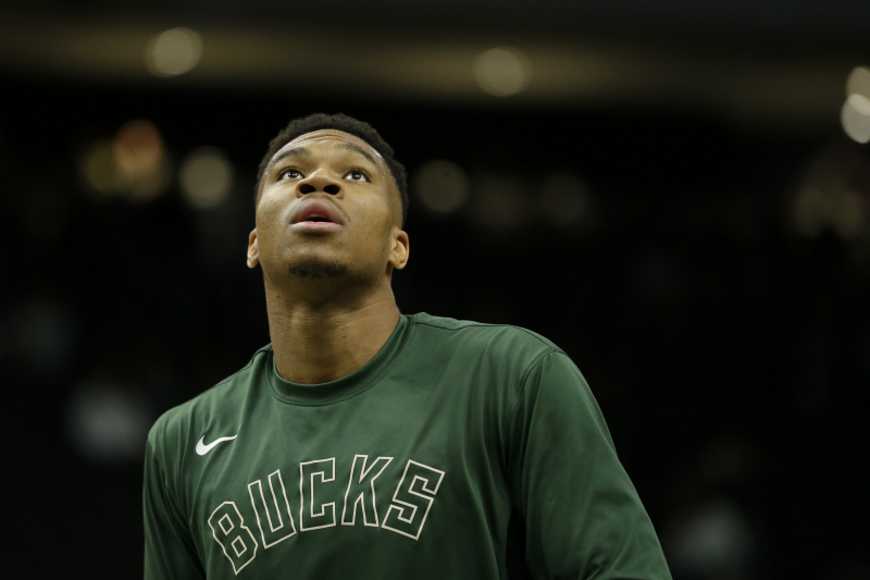 Giannis: Decision to Re-Sign with Bucks 'A Lot More Difficult' If Team Struggles
