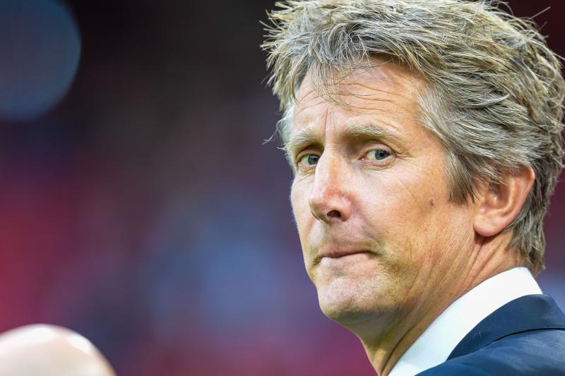 Edwin van der Sar Wants 'Success at Ajax' Amid Manchester United Links
