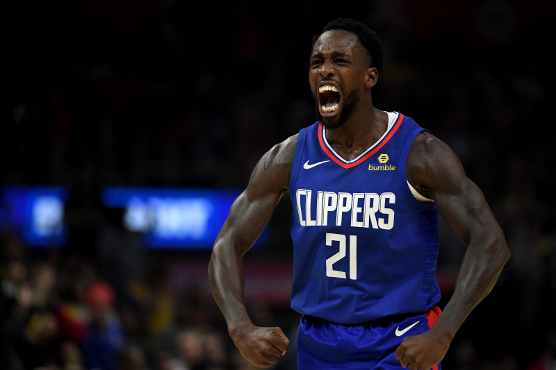 Clippers' Patrick Beverley Fined $25K for Throwing Ball into Crowd vs. Lakers